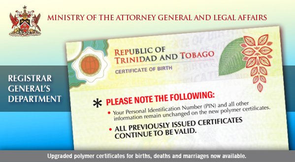 Photo courtesy Ministry of Legal Affairs.