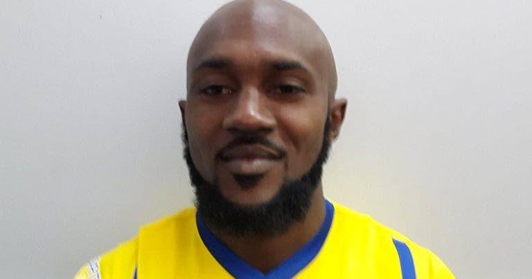 FC Santa Rosa forward Keron Clarke