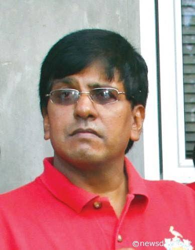 Dr Bishnu Ragoonath