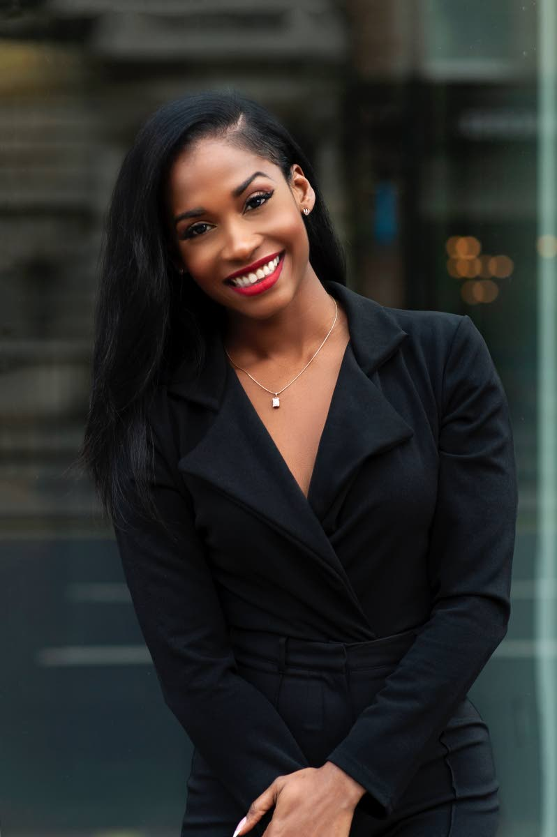 CEO and founder of Alphastute Shelly-Ann Gajadhar believes TT's students need to be equipped with an option B. PHOTO COURTESY ASHLEY SALES