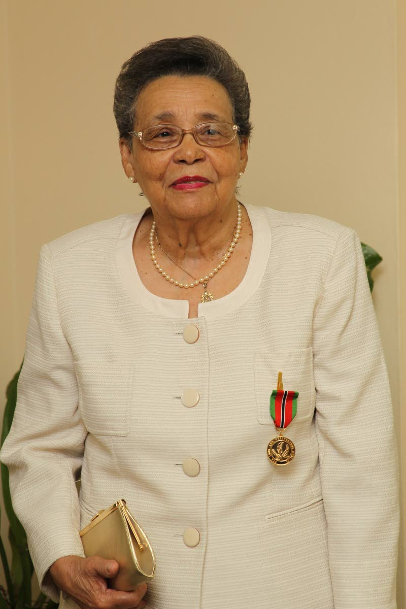Therese Mills, former Executive Chairman and Editor in Chief of Newsday.  Photo by Rattan Jadoo