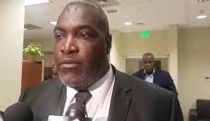 Former Head o fthe Tobago Chamber,  Demi-John Cruickshank