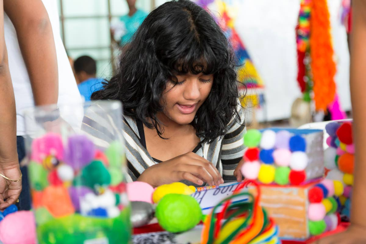 Making learning a colourful experience for those with special needs.