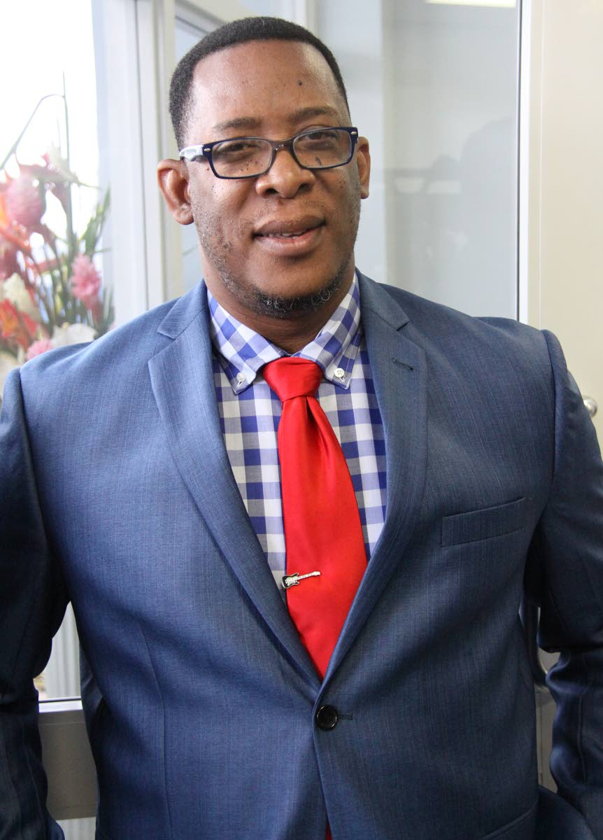ASP Michael Seales, President of the Police Service Social and Welfare Association.