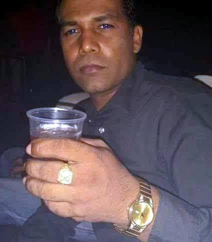 SHOT DEAD: Rawson Rattan