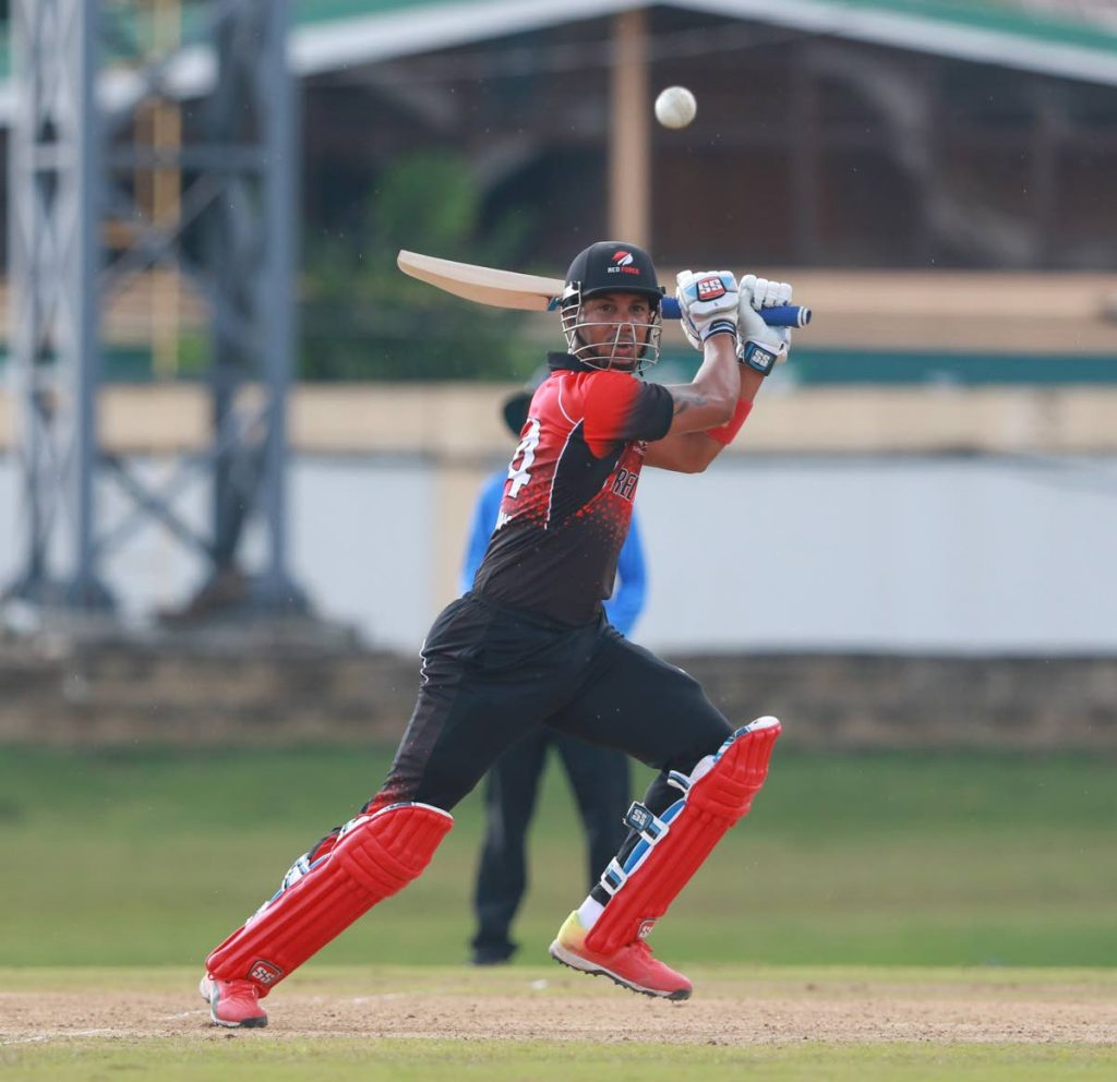 TT's Lendl Simmons will replace Trinbago Knight Riders and New Zealand's Colin Munro for the start of the 2019 Caribbean Premier League, which starts tomorrow.