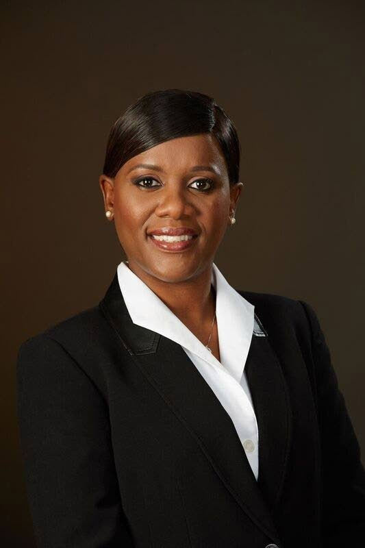 Cavelle Joseph, former president of AFETT and head of HR at Nipdec.