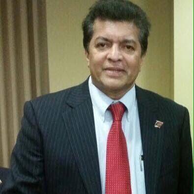 Fyzabad MP  Dr Lackram Bodoe