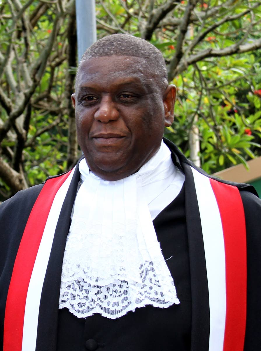 Justice Malcolm Holdip.