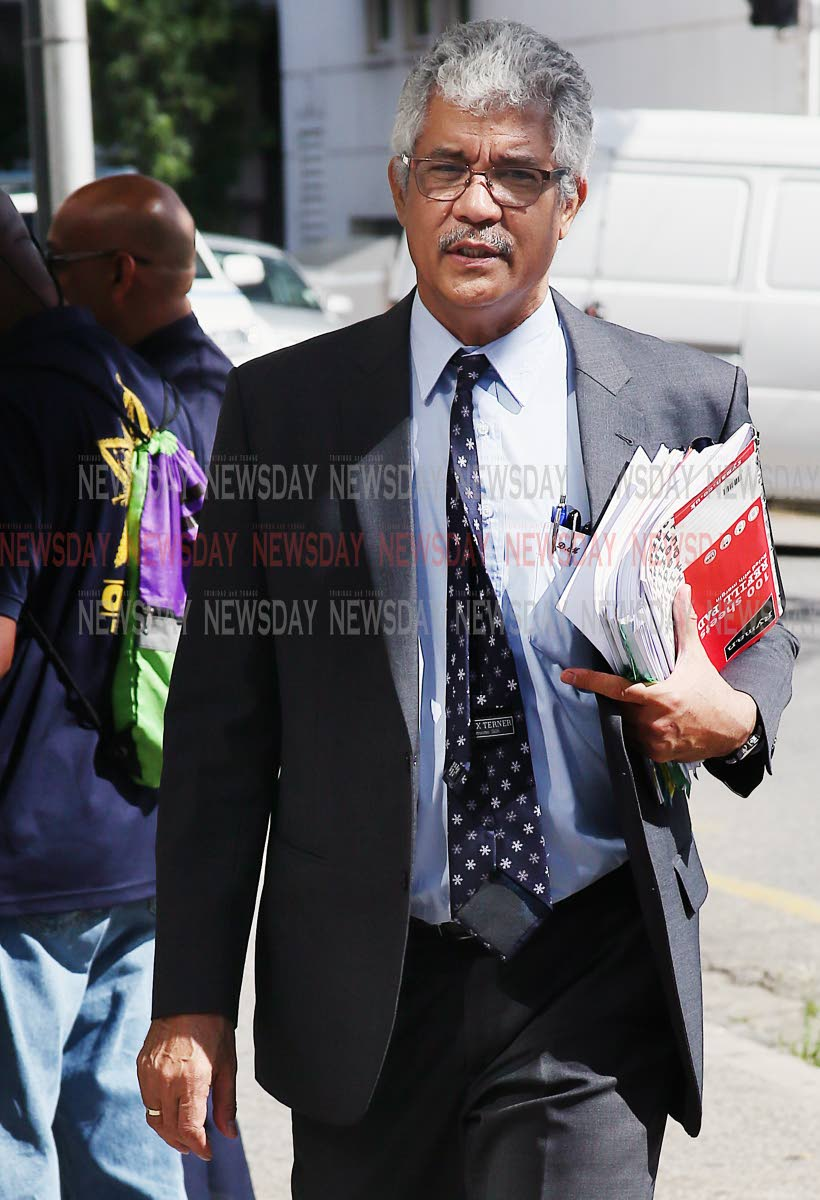 Attorney Douglas  Mends SC PHOTO BY AZLAN MOHAMMED