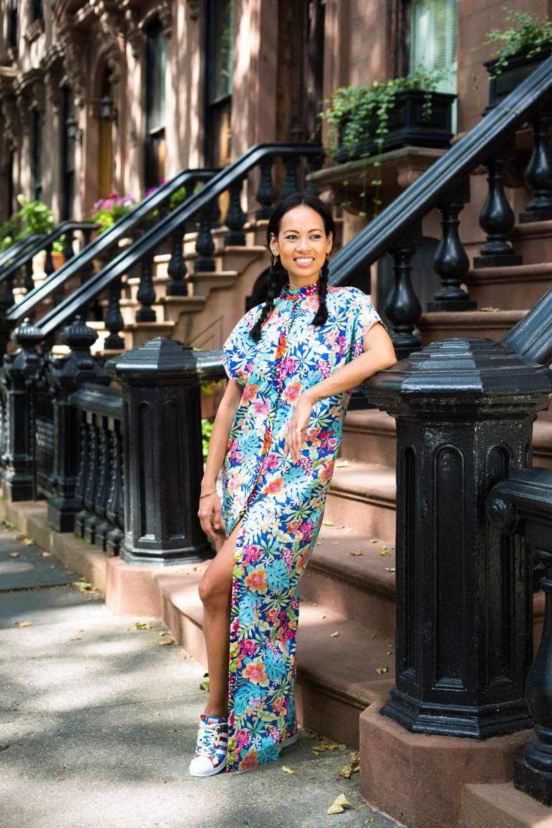 Anya Ayoung-Chee is back on Project Runway All Stars premiering on January 2.