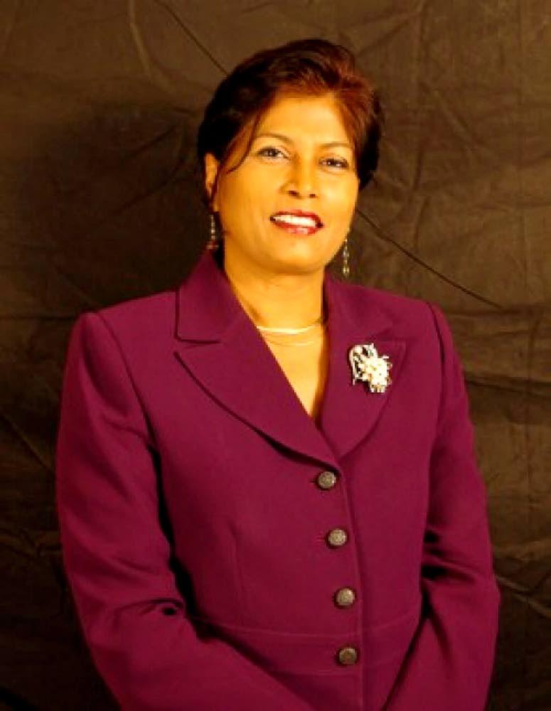 UWI lecturer Christine Sahadeo