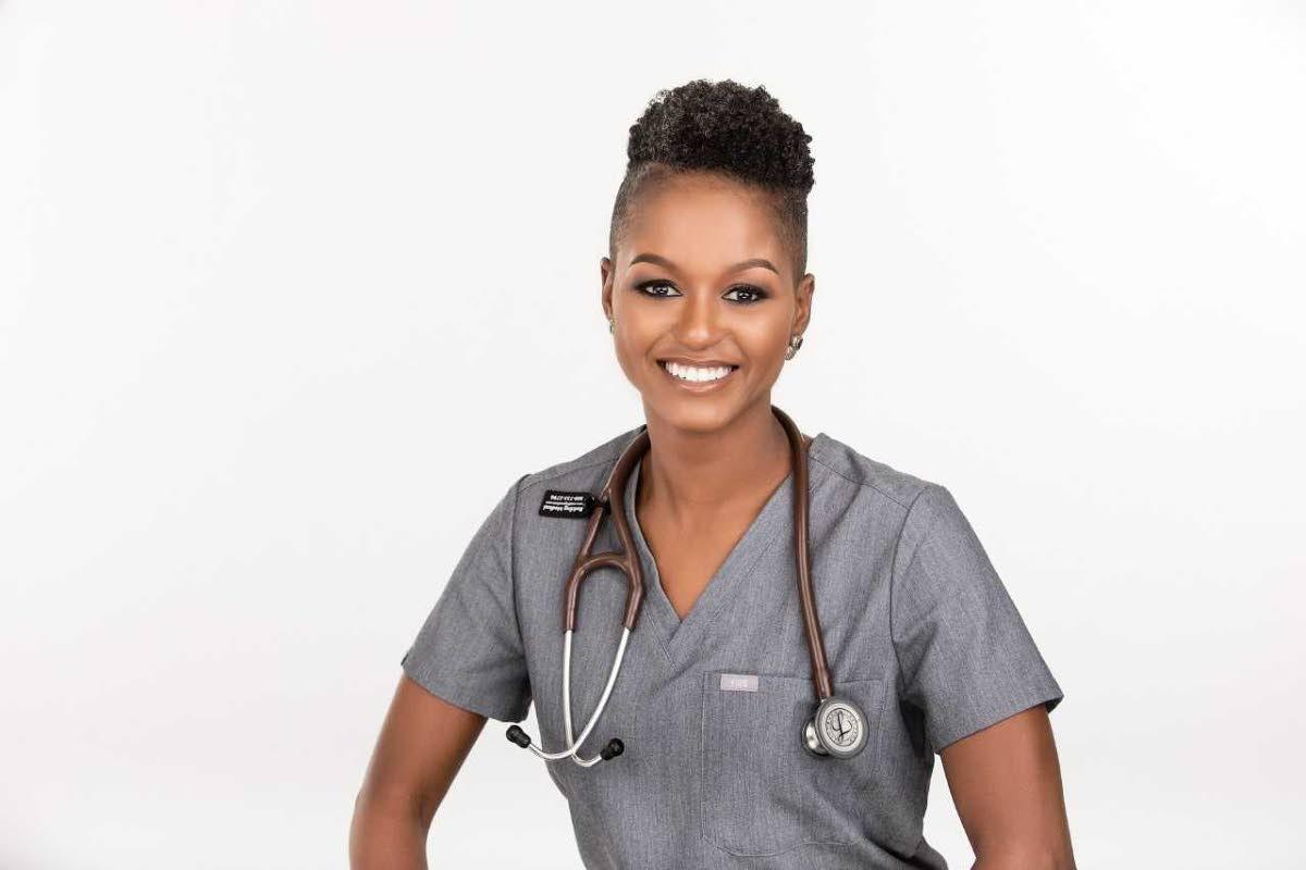Urogynaecologist Dr Sarah St Louis.