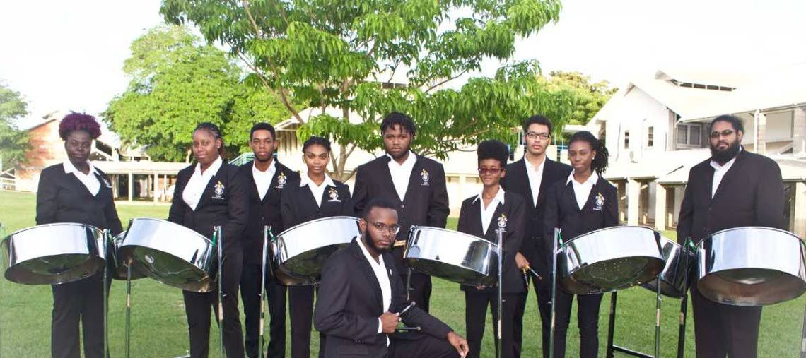 UWI arts steel