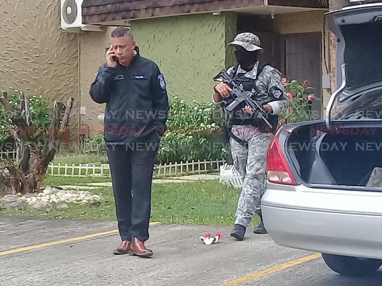 Minister's relative held in Westmoorings drug bust