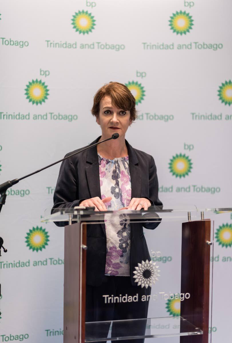 BPTT regional president Claire Fitzpatrick