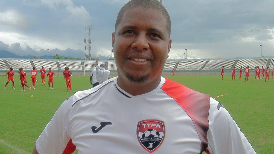 FC Santa Rosa coach Derek King