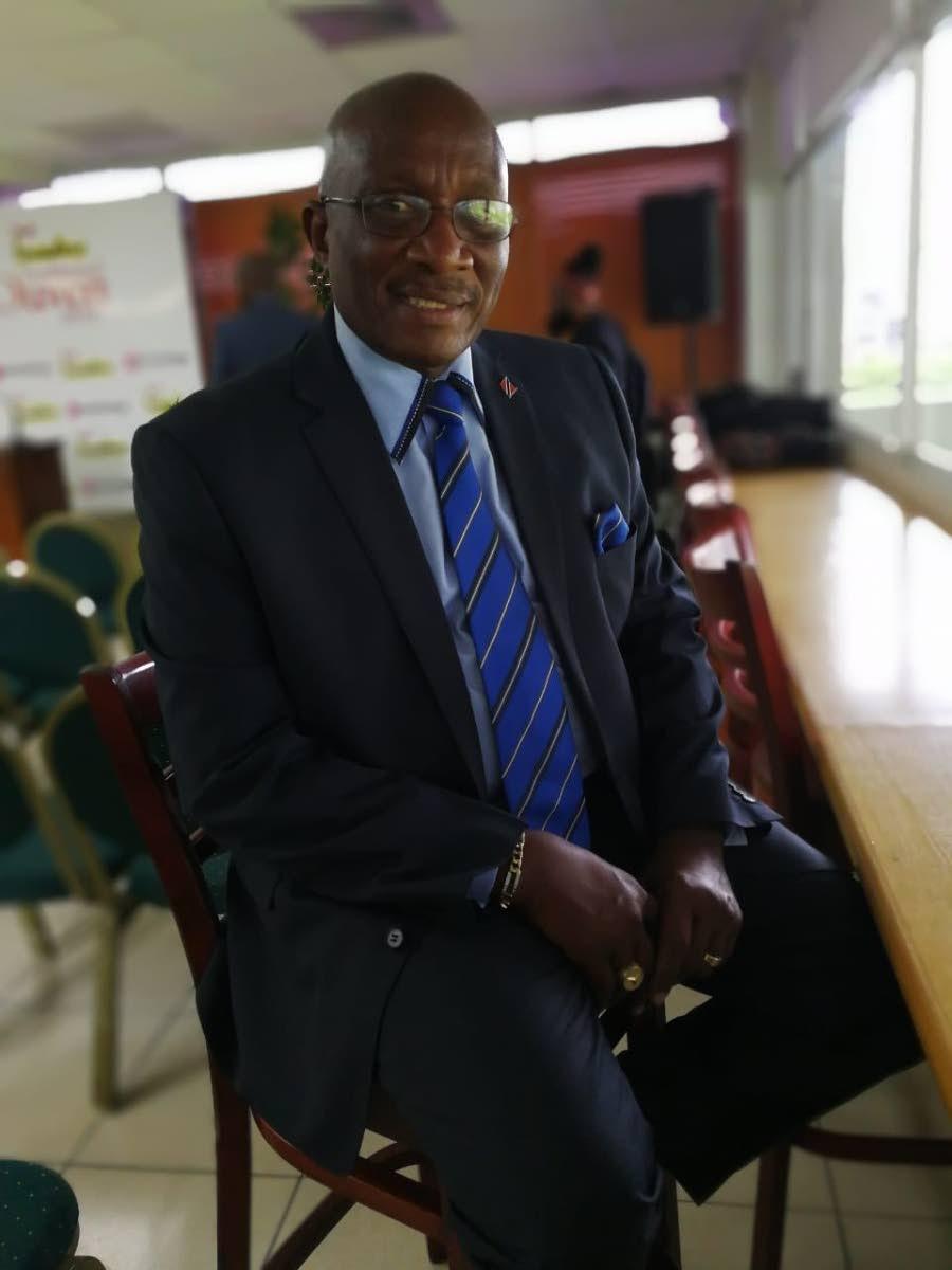 NCC chairman Winton