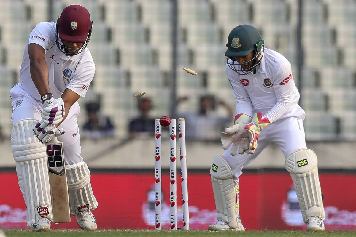Bangladesh vs West Indies - Highlights & Stats