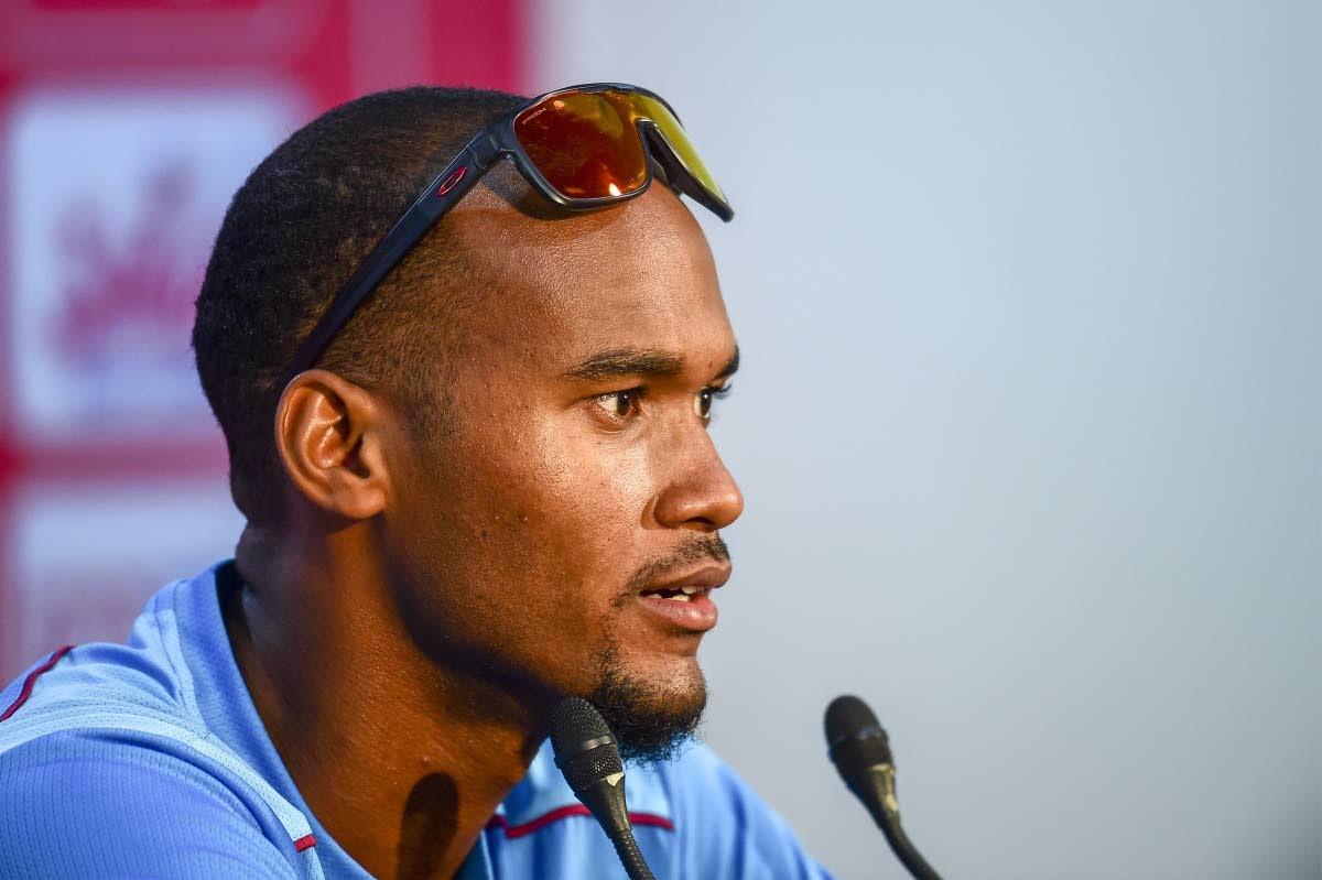 West Indies cricket captain Kraigg Brathwaite