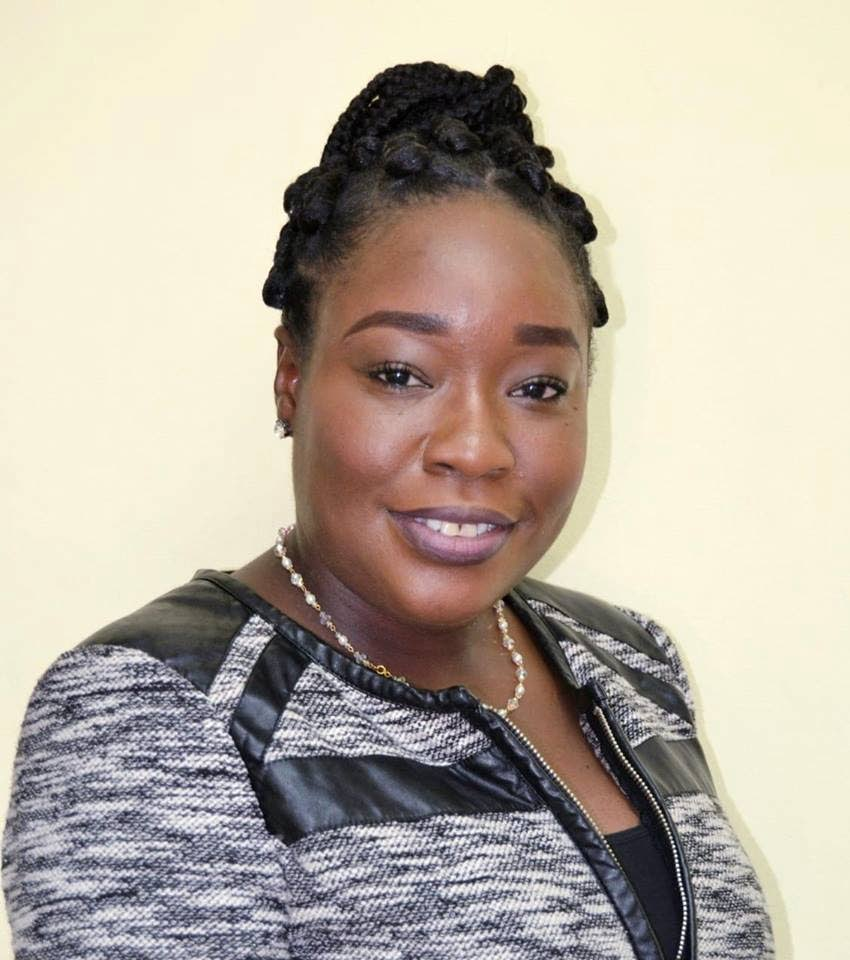 New Chairman of Pan Trinbago - Tobago Region, Salisha James,