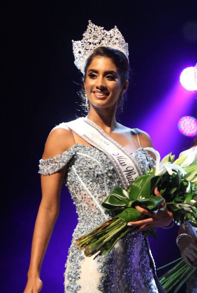 Miss World TT Ysabel Bisnath