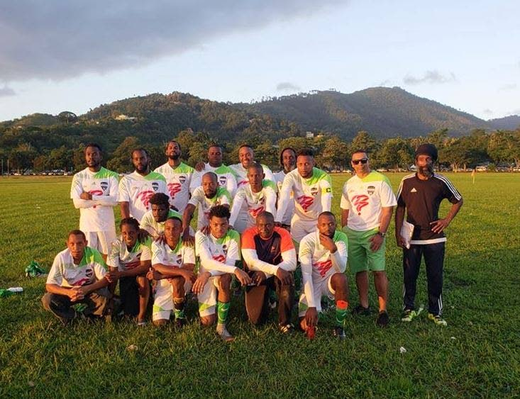 Laventille United crowned North Zone kings