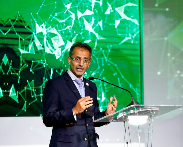 TSTT Executive Rakesh Goswami