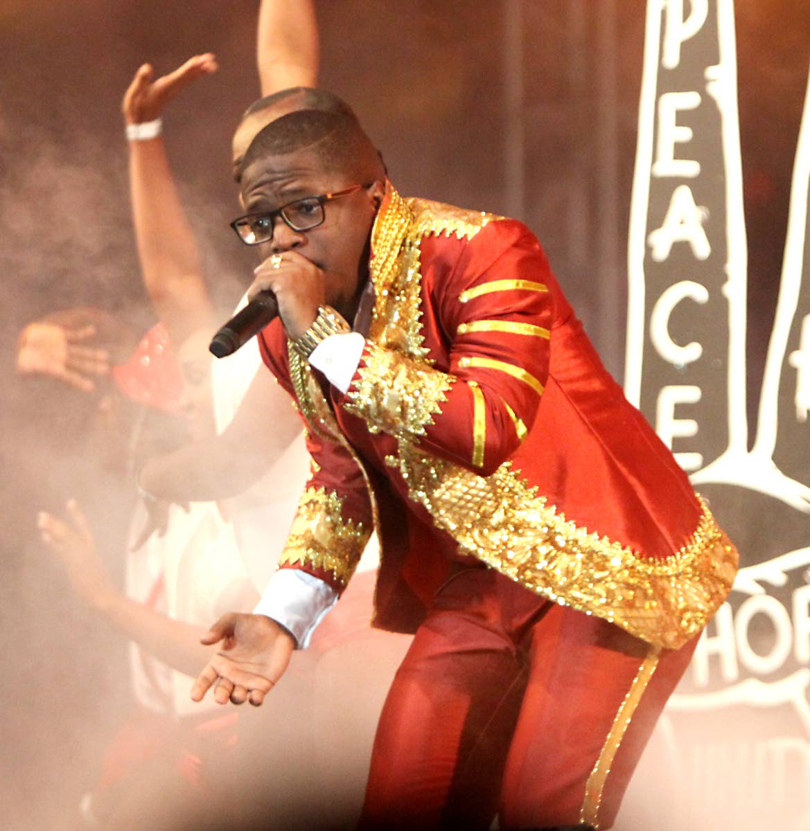 "Aaron ""Voice"" St Louis has announced he will not be defending his Soca Monarch title."