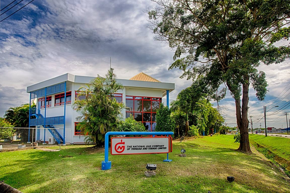 The National Gas Company of TT Ltd's (NGC) head office at the Point Lisas Industrial Estate, Pt Lisas, Couva. NGC CEO Gerry Brooks announced plans to open the company's first overseas office in Guyana later this year. PHOTO COURTESY NGC