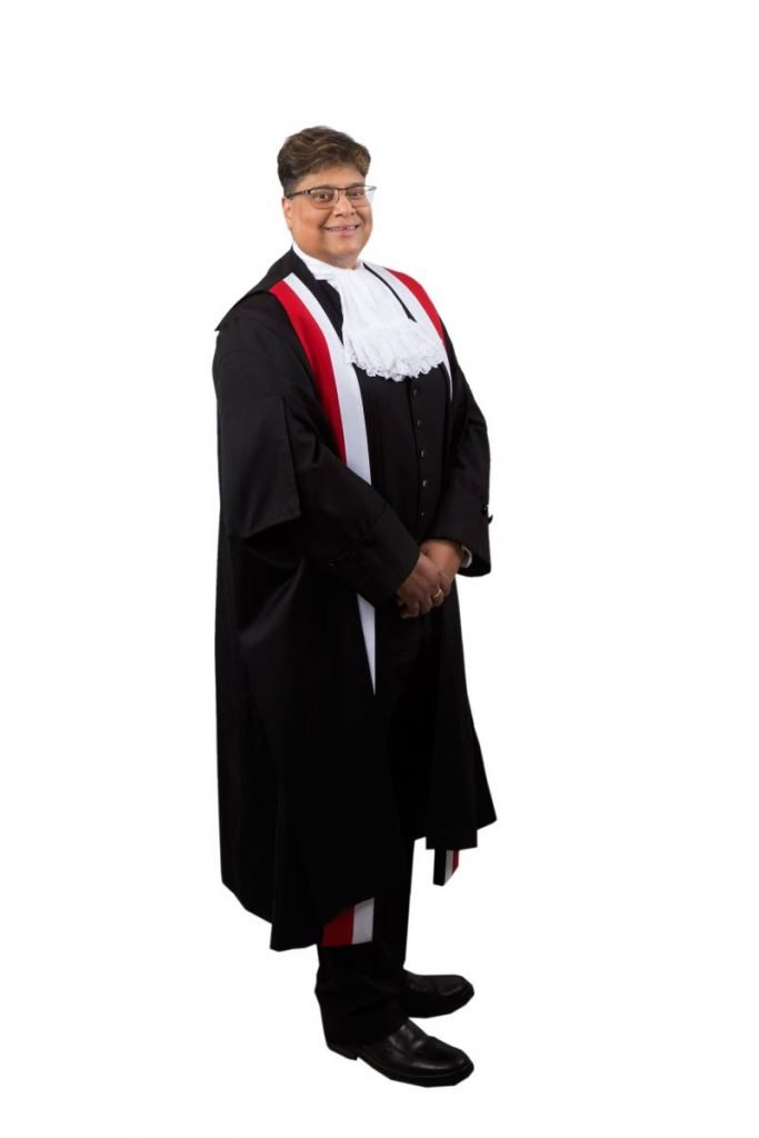 Justice Gillian Lucky