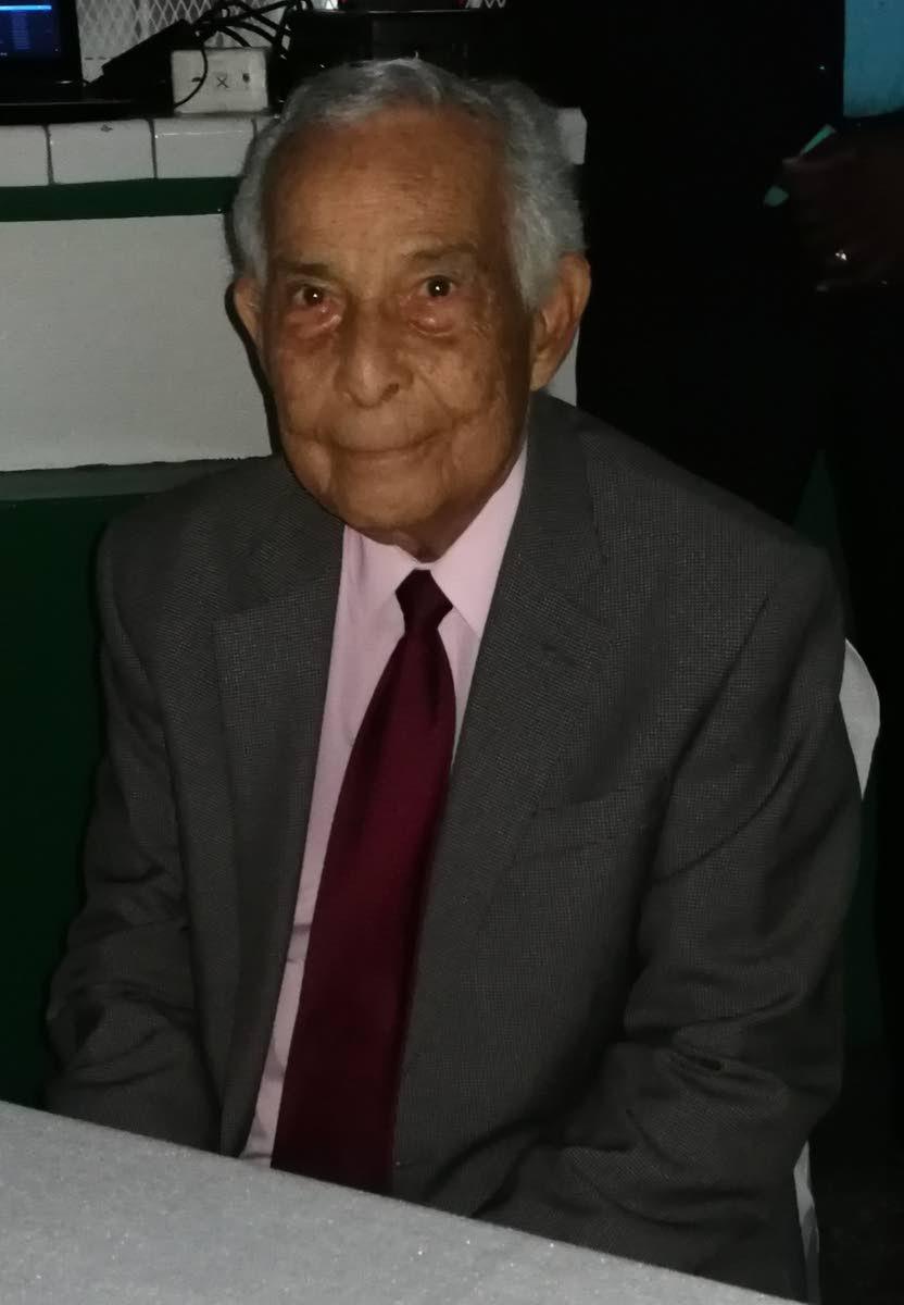Former TTFA president Oliver Camps.