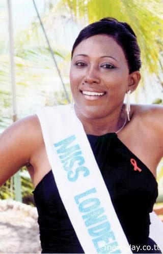 Gailon Su, 43, former beauty contestant