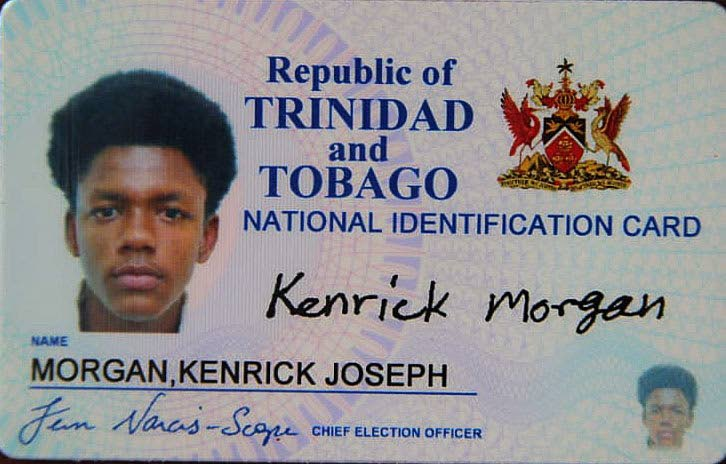Kenrick Joseph Morgan