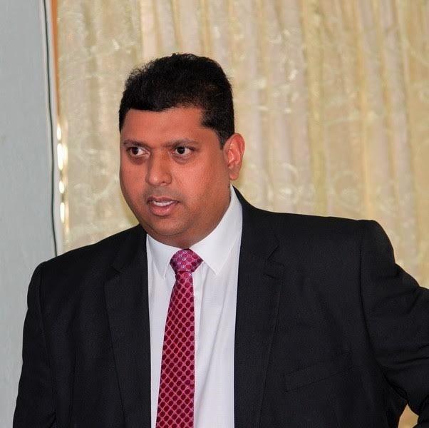 Former energy minister Kevin Ramnarine