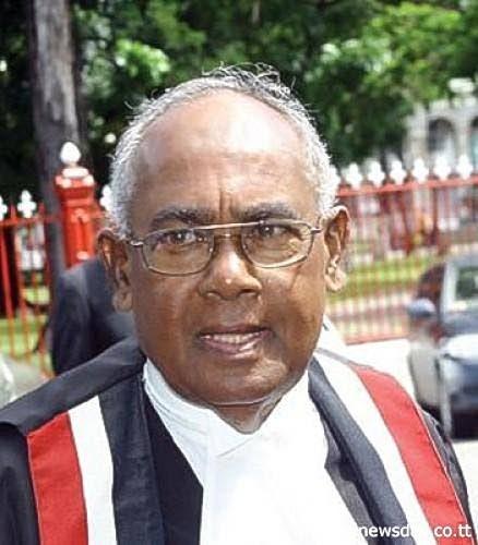DECEASED: Justice Mustapha Ibrahim