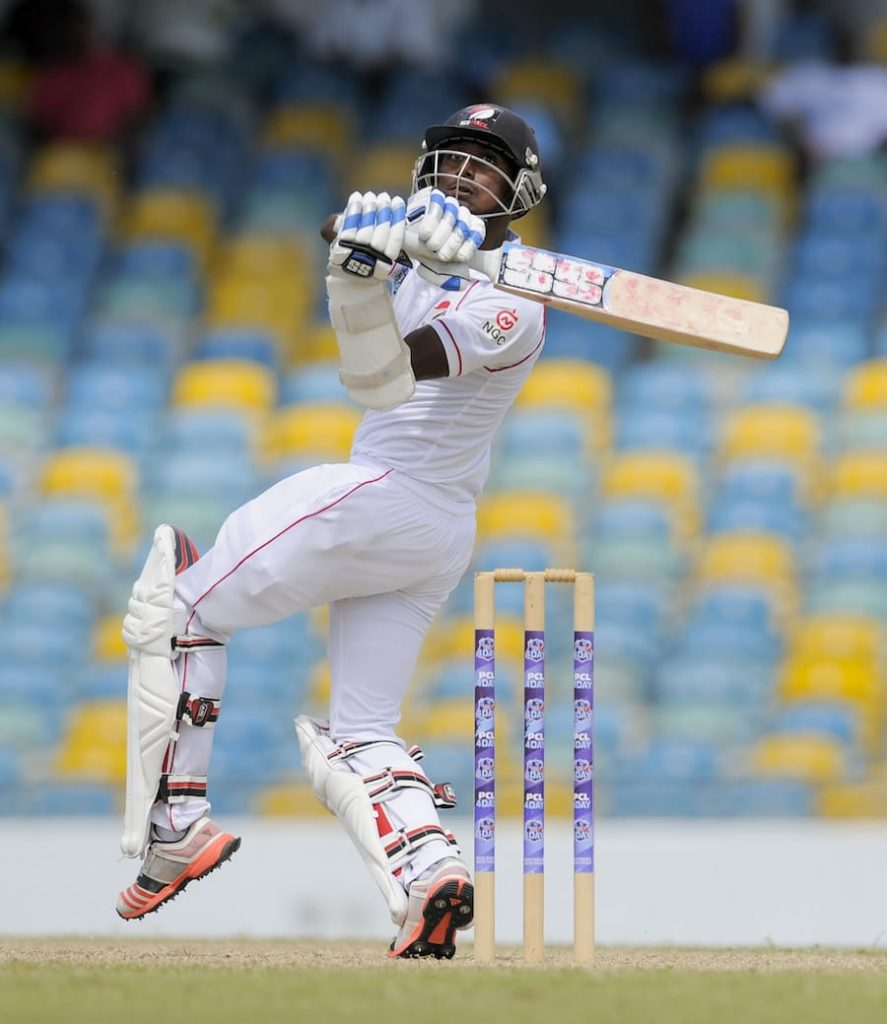 UWI wicketkeeper Steven Katwaroo