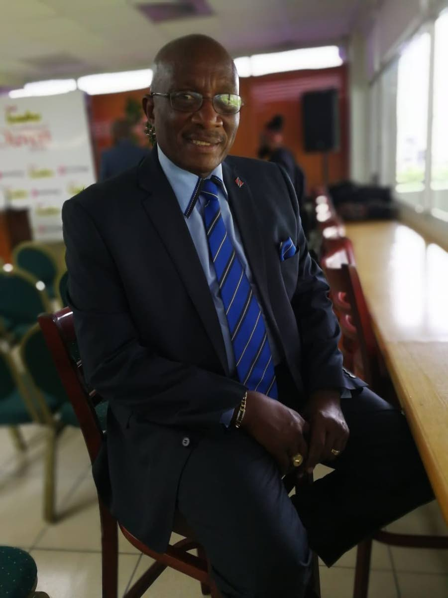 National Carnival Commission chairman Winston