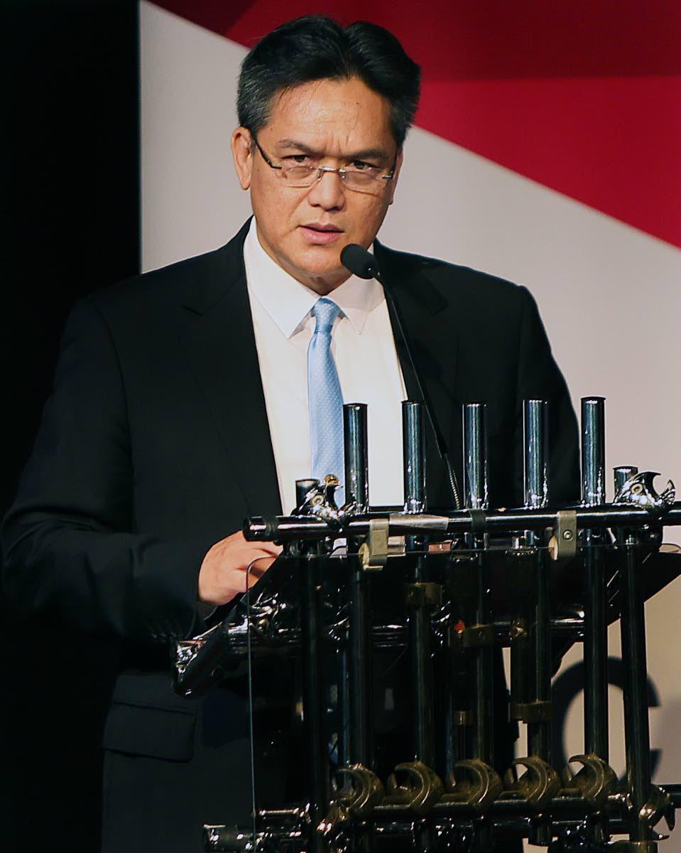 President of NGC Mark Loquan