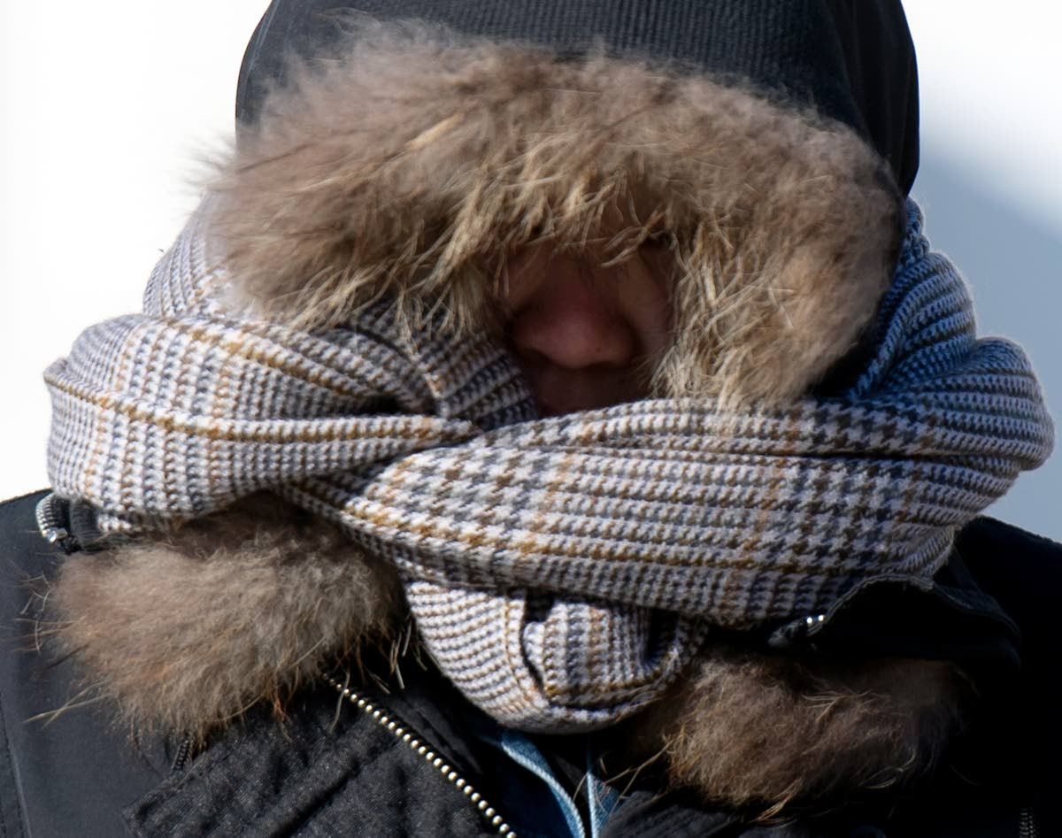 Freezing weather in United States starting to ease