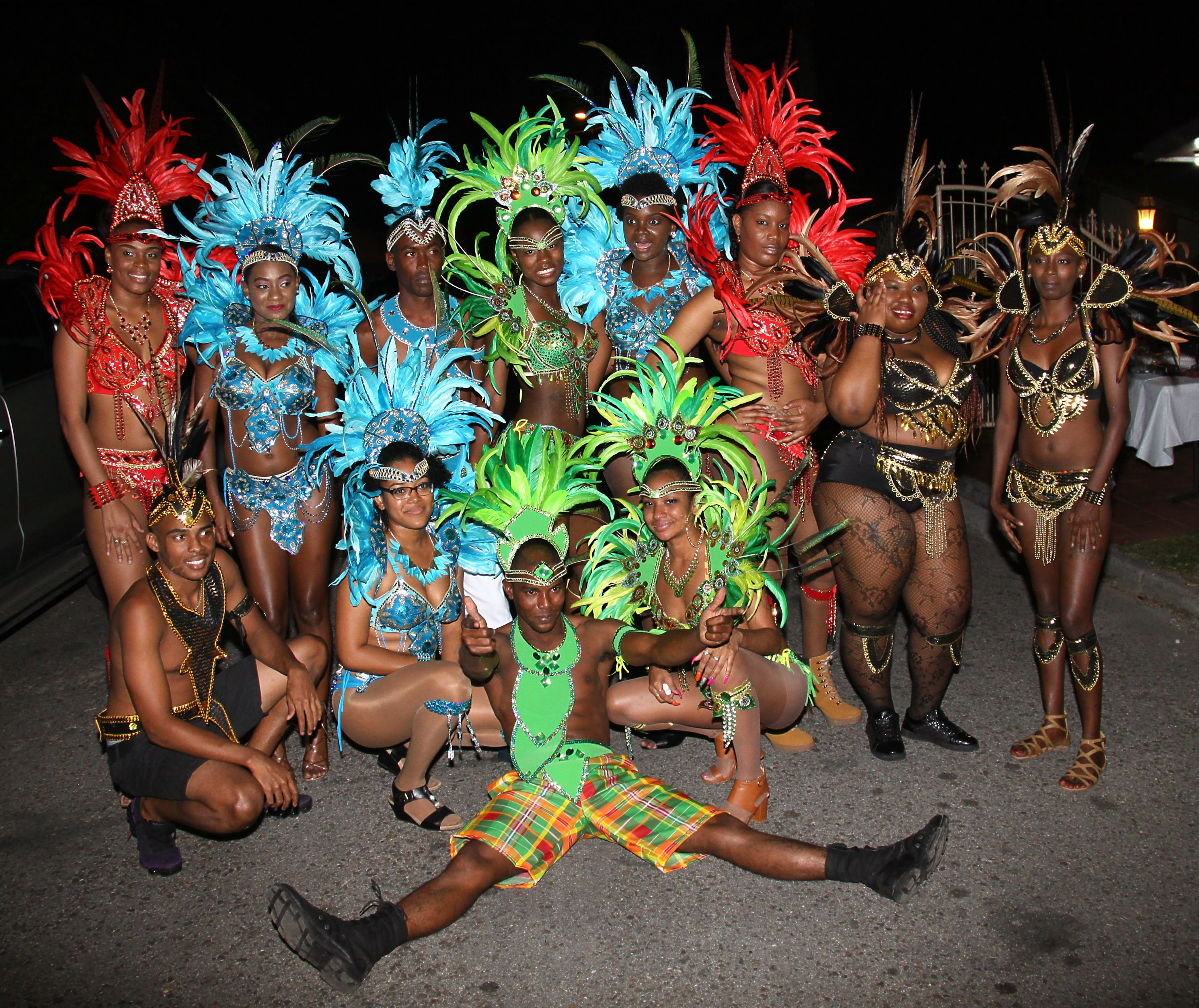 Triple T and Associates presents the 2019 Carnival portrayal of Jewels on Earth.
