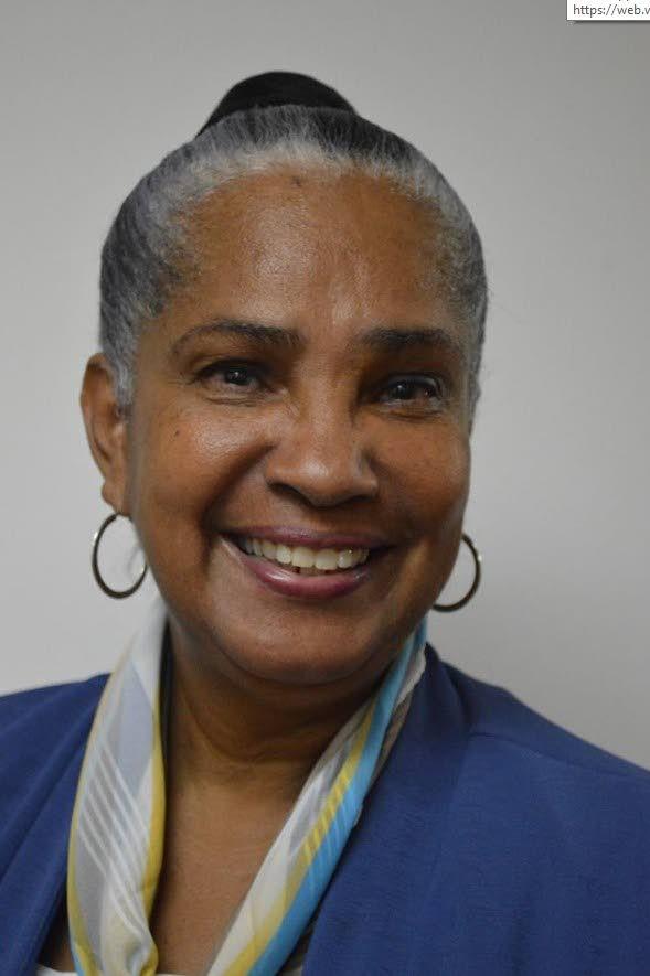 Director, Surveillance, Disease Prevention and Control at the Caribbean Public Health Agency (CARPHA) Dr Virginia Asin-Oostburg.