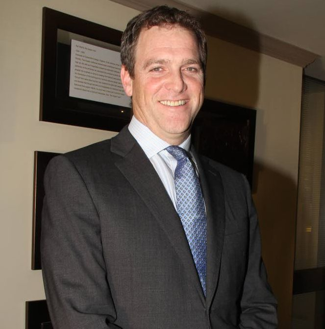 Proman Group CEO David Cassidy has said while TT is not part of the company's growth strategy at the moment because of the current environment, it was interested in being part of the solution, and invested US$250 million in De Novo. Photo by Ayanna Kinsale