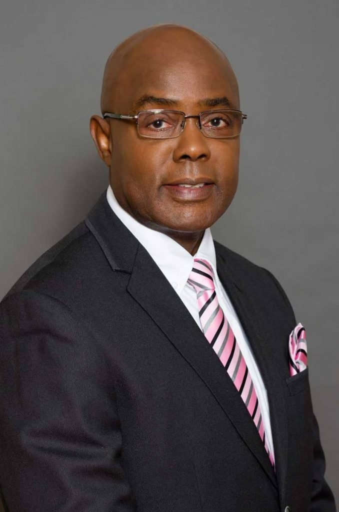 TTPost managing director Richard Saunders who drowned yesterday morning. PHOTO COURTESY TTPOST