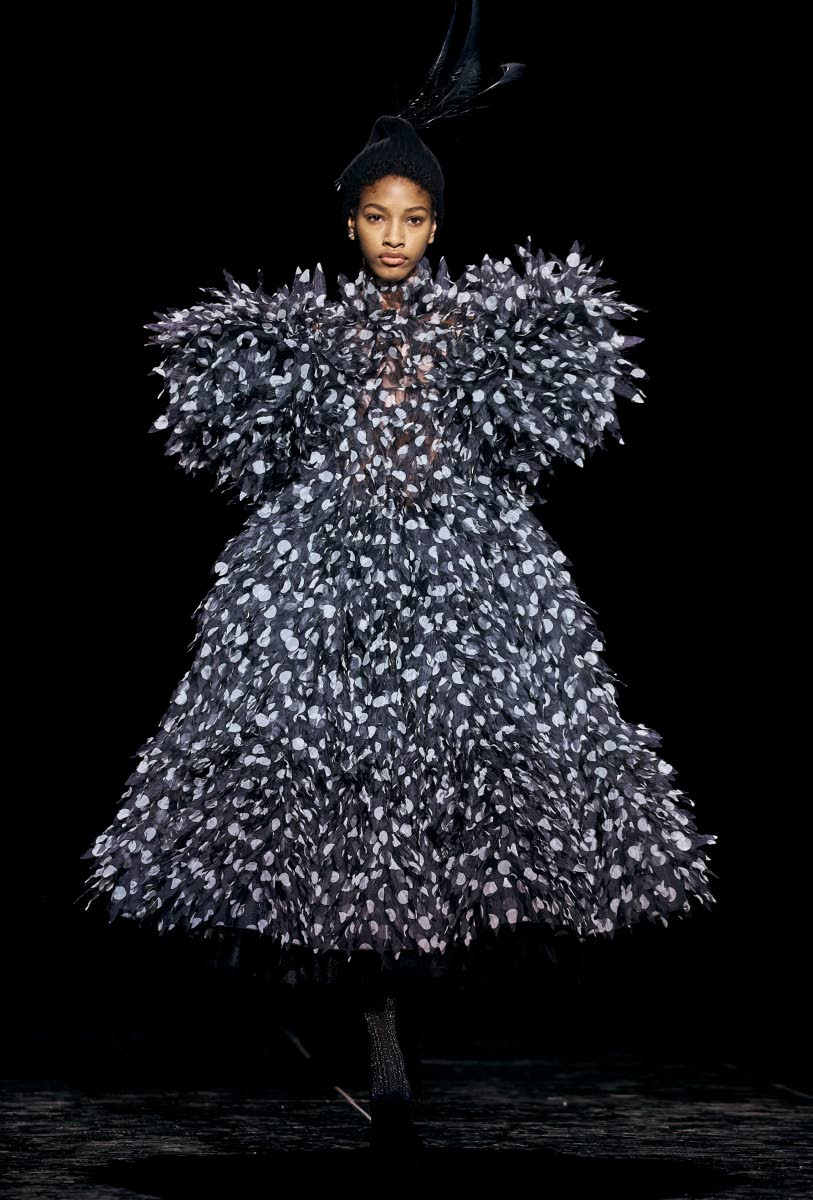 The Associated Press corrects caption which misnamed TT model Naomi Chin Wing  as Willow Smith:   FOLLOWING CORRECTS MODEL TO NAOMI CHIN WING FROM WILLOW SMITH - Marc Jacobs collection is modelled by Naomi Chin Wing during Fashion Week in New York, Wednesday, Feb. 13, 2019.