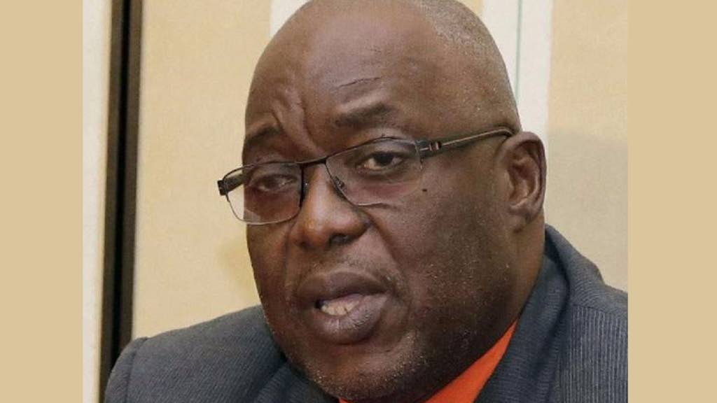 Chief Secretary Kelvin Charles, who is also Political Leader of the Tobago Council of the People National Movement (PNM)