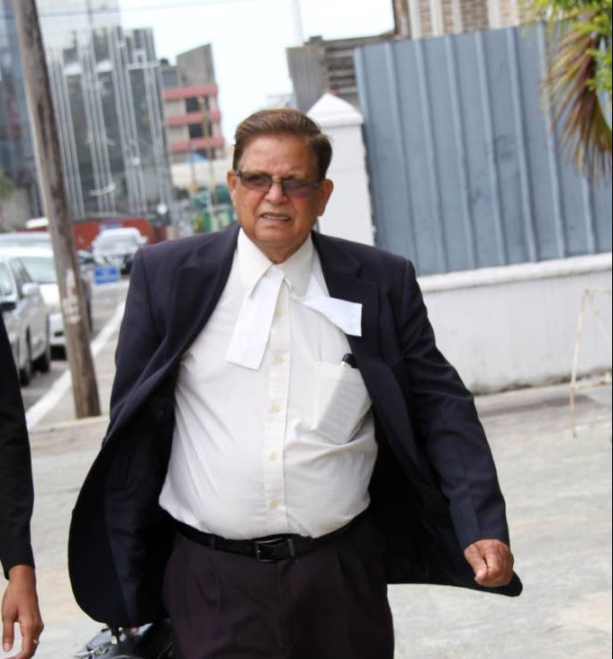 Attorney Subhas Panday.