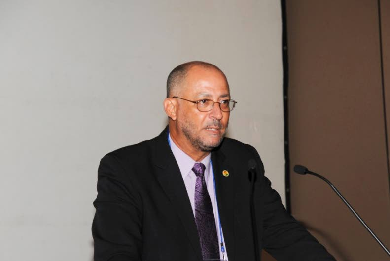 Ex-Windies manager Ricky Skerritt