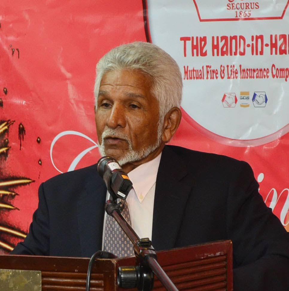 Former West Indies wicketkeeper Deryck Murray