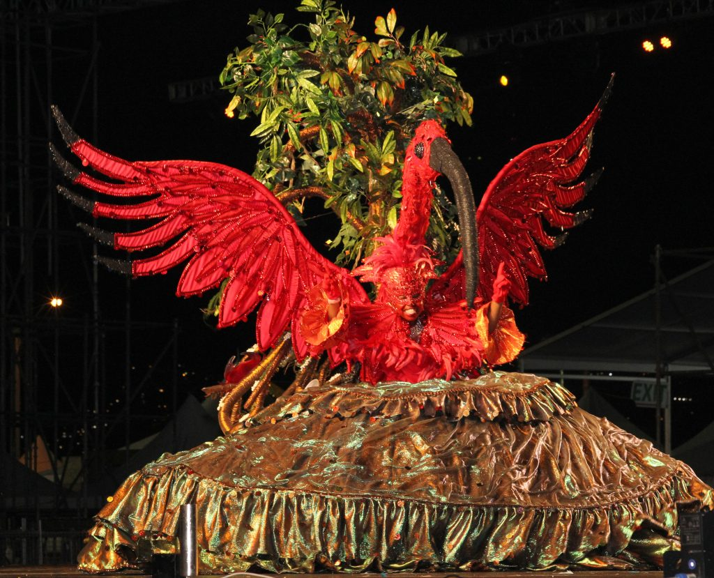 1st Place_Junior Queen, Non Schools, Scalet Ibis